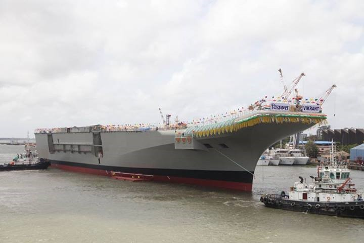P71 project IN Vikrant for Indian